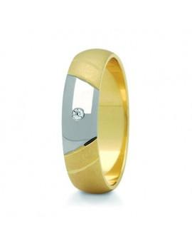 Obrączki złote wzór52