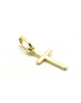 krzyżyk złoty 0.300g. 585