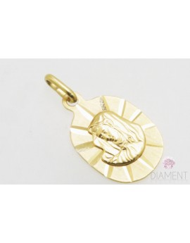 Medalik złoty  1.750gr. 585