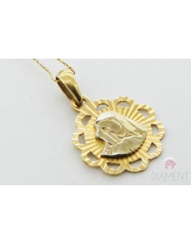 Medalik złoty 1.700gr. 585