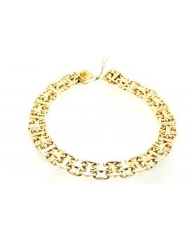 bransoletka złota drabina masa 20,200gr. 585