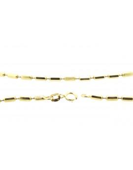 bransoletka złota masa 3.420gr. 585 dł.18cm.
