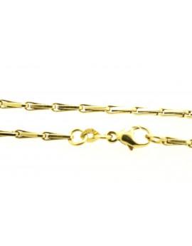 bransoletka złota masa 4.150gr. 585 19.5cm.