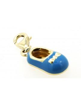 charms złoty  bucik masa 1.950gr.585