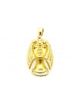Wisiorek złoty Nefretete 9.870g. 585